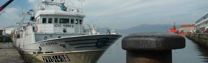La flota pesquera de Vigo se suma a la separación de residuos a bordo